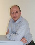 IST's founder Moji Ghodoussi, PhD
